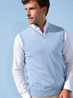 Peter Hahn - Tank top in 100% new wool - Design ROLF