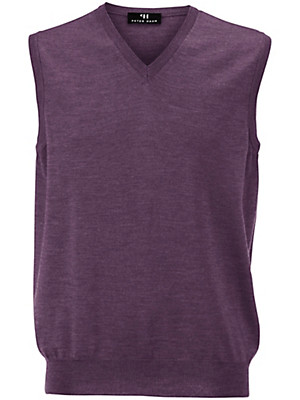 Peter Hahn - Tank top in 100% new wool - Design ROLF