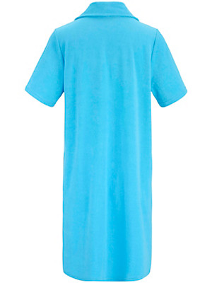 Peter Hahn - Terrycloth dress with 1/2-length sleeves