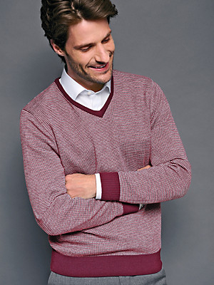 Peter Hahn - V neck jumper
