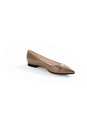 Peter Kaiser - Ballerinas made from the finest kidskin nappa