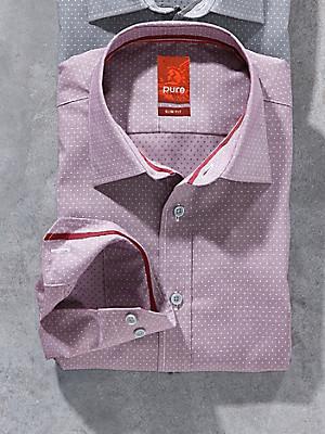 Pure - Shirt with a Kent collar