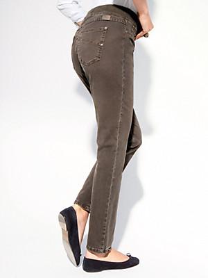 "Raphaela by Brax - ""ProForm"" pull-on jeans - Design PAMINA"