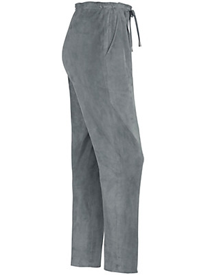 Riani - Ankle-length leather trousers
