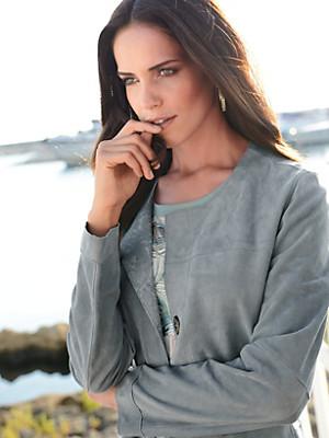 Riani - Reversible leather coat