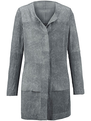 Riani - Reversible leather coat