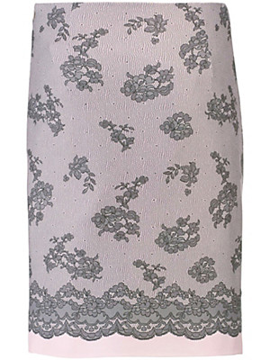 Riani - Waistless jersey skirt