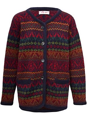 SAGA - Jacket in 100% new milled wool