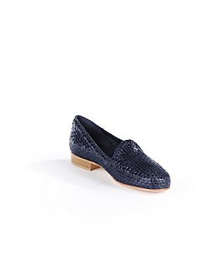 Scarpio - Plaited loafers