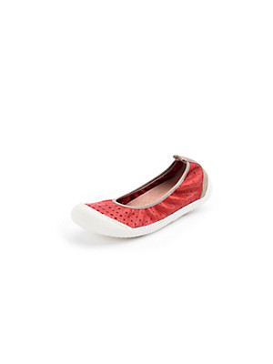 Softwaves - Lamb nappa ballerinas