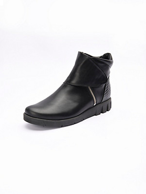 Softwaves - Soft calfskin nappa ankle boots