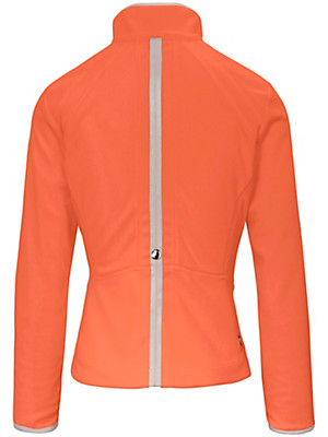 sportalm kitzb hel fleece jacket orange. Black Bedroom Furniture Sets. Home Design Ideas