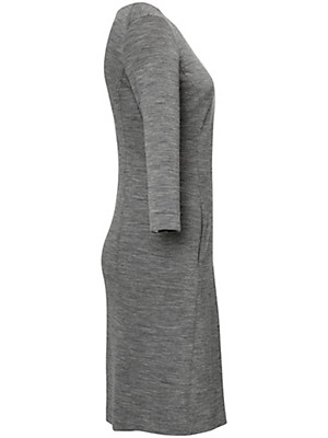 St. Emile - Jersey dress with 3/4-length sleeves
