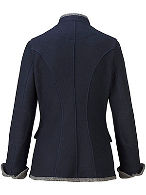 Steinbock - Milled wool jacket
