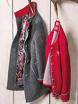 Steinbock - Milled wool jacket