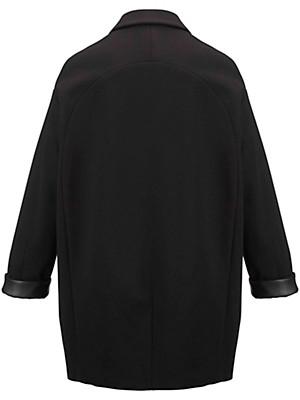 "Strenesse - Short coat in an ""egg shape"" silhouette"