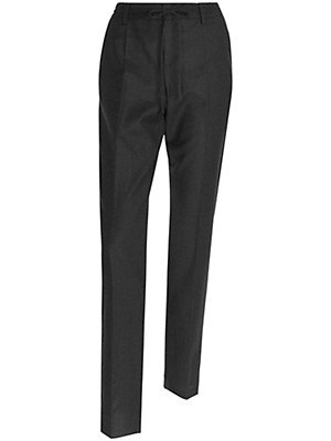 Strenesse - Trousers in 100% new milled wool
