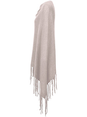 the lovely brand - Poncho in 100% cashmere