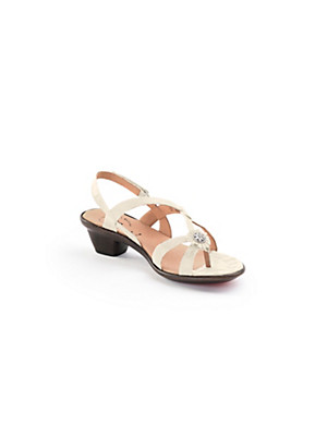 Think! - Graceful thong sandals