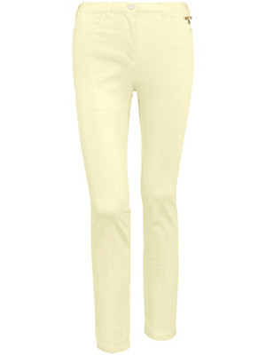 Toni - Trousers made from power stretch