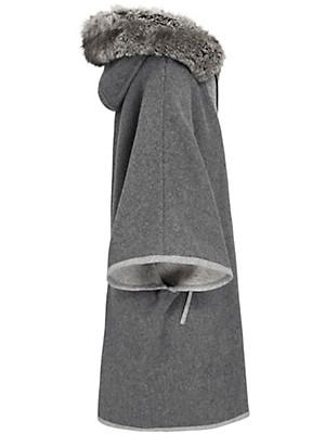 Uta Raasch - Cape with 3/4-length sleeves