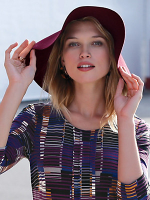 Uta Raasch - Hat in 100% wool
