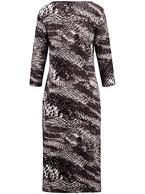 Uta Raasch - Jersey dress with 3/4-length sleeves