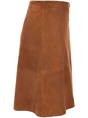 Uta Raasch - Leather skirt exuding boho chic