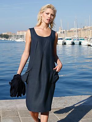 Uta Raasch - Sleeveless dress made from pure linen