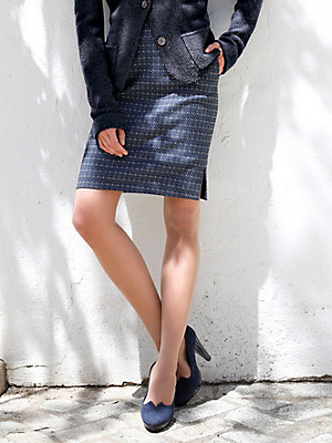 Uta Raasch - Straight-cut skirt