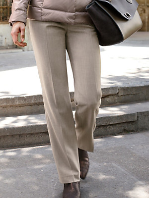 Uta Raasch - Trousers with a shaping waistband