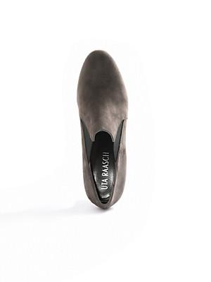 Uta Raasch - Velvety kidskin suede ankle boots