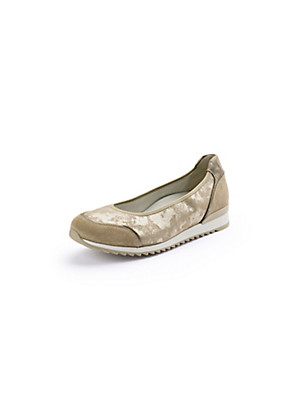 Waldläufer - Sporty ballerina pumps