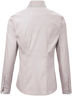 Windsor - Blouse with a raised collar
