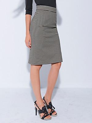 Windsor - Jersey skirt with a high waist