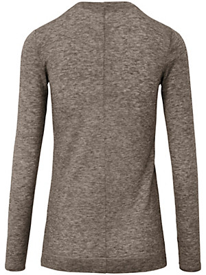 Windsor - Long-sleeved round neck top