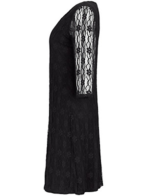 zizzi - Lace dress with 3/4-length sleeves