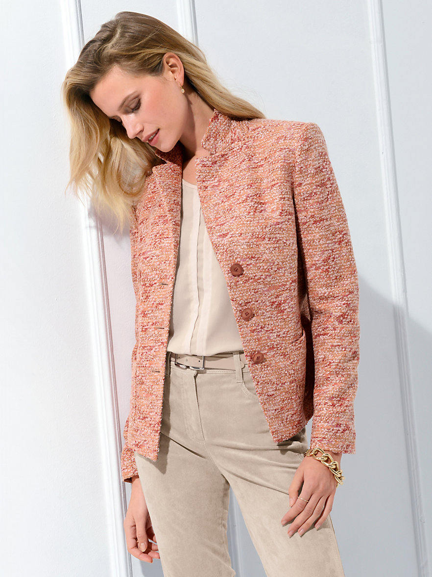 Basler - Knitted jacket - multi-coloured