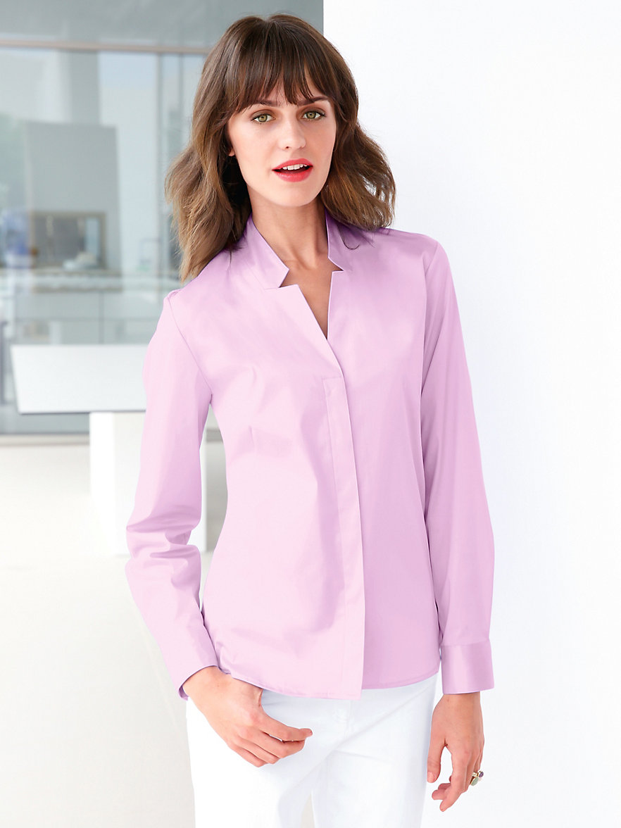 V Neck Blouse 58