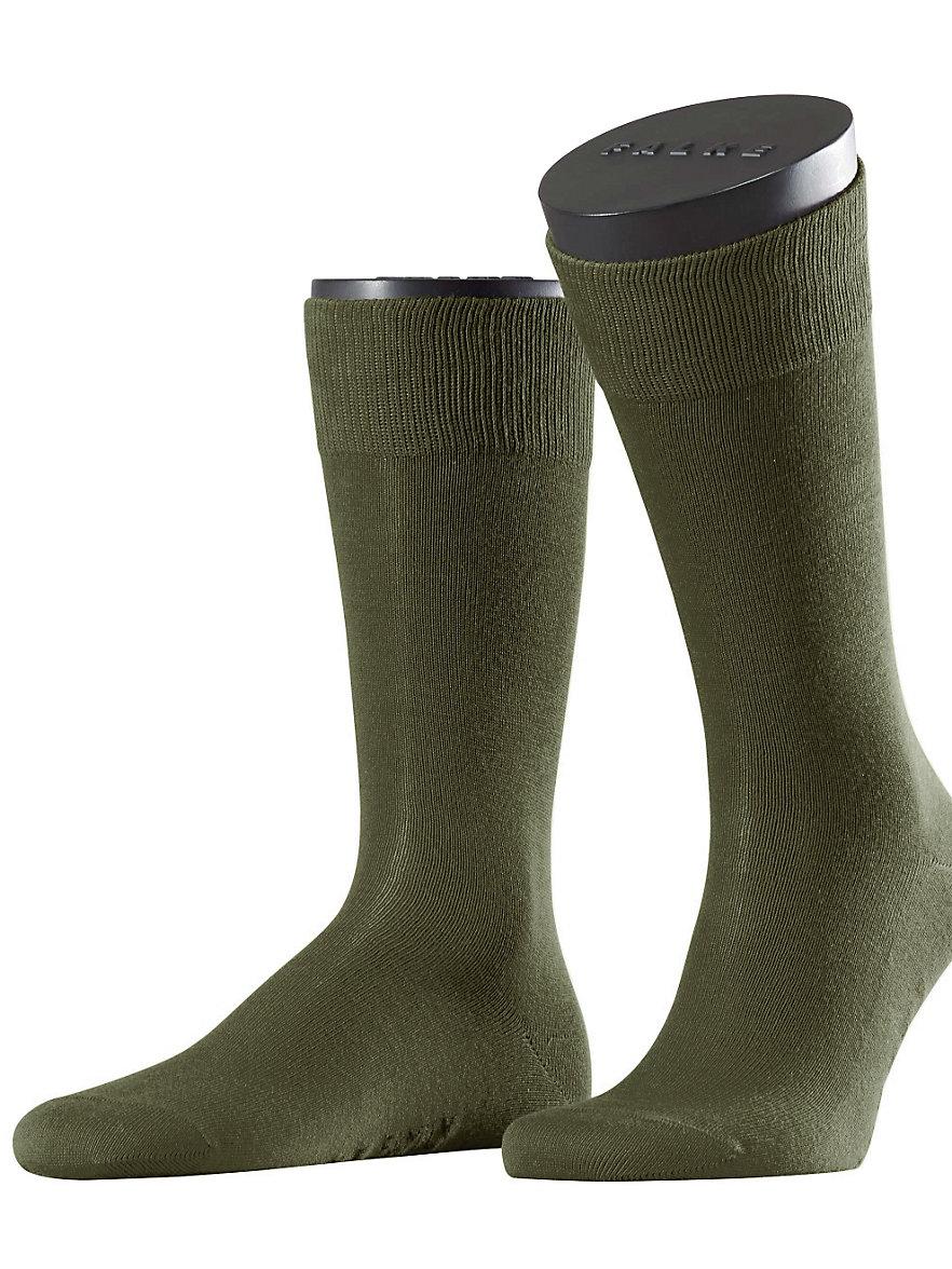 falke family socks olive. Black Bedroom Furniture Sets. Home Design Ideas