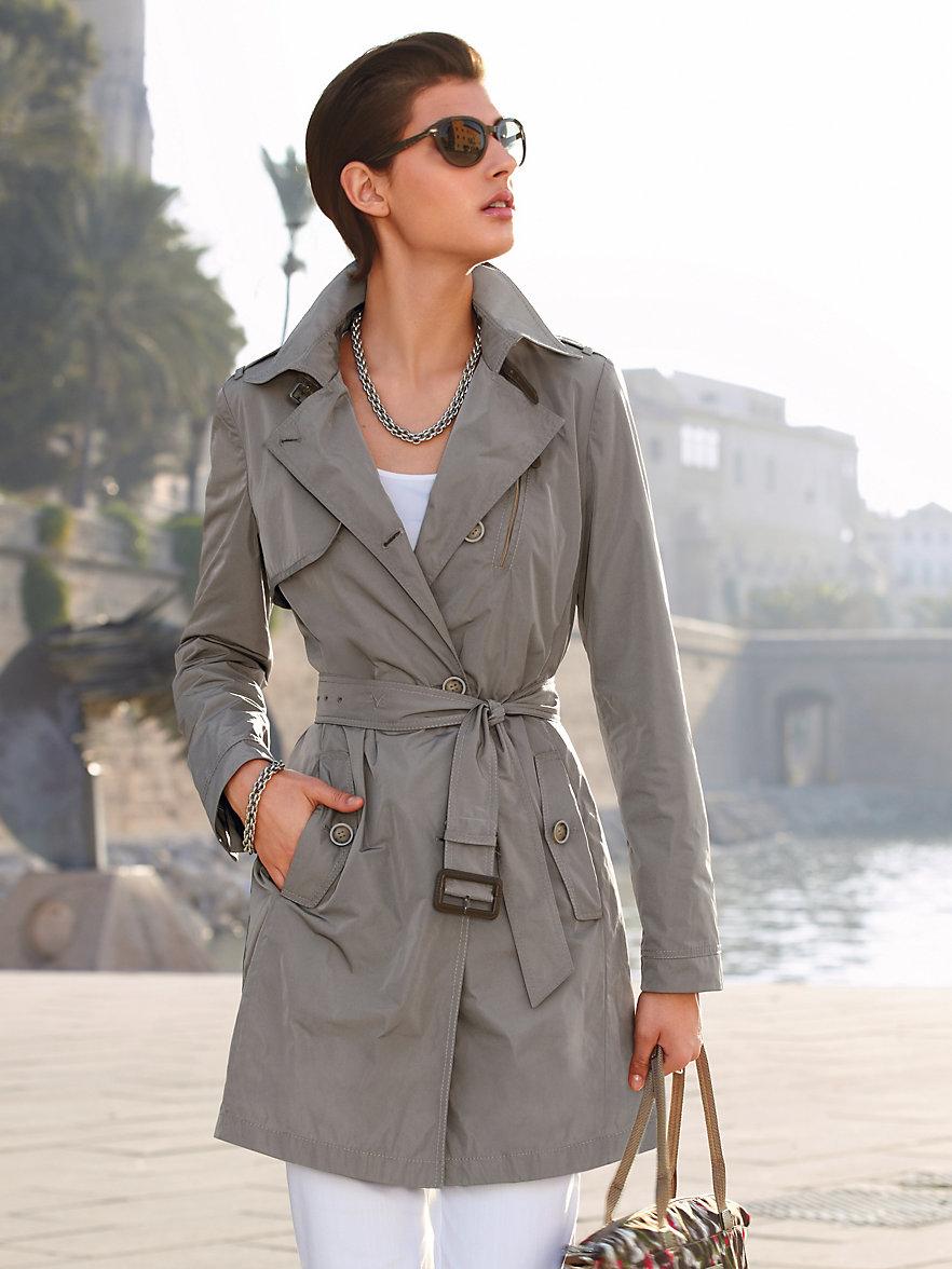 fuchs schmitt coat khaki. Black Bedroom Furniture Sets. Home Design Ideas