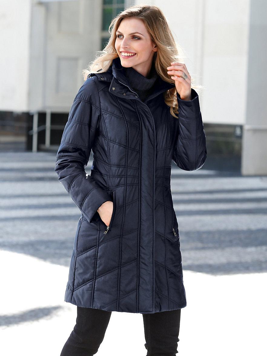 fuchs schmitt coat navy. Black Bedroom Furniture Sets. Home Design Ideas