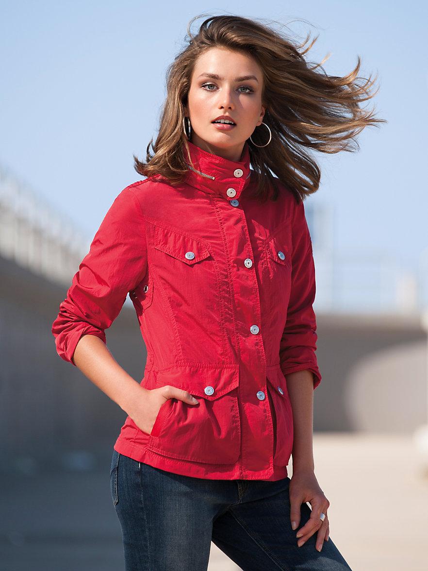 fuchs schmitt jacket cherry red. Black Bedroom Furniture Sets. Home Design Ideas