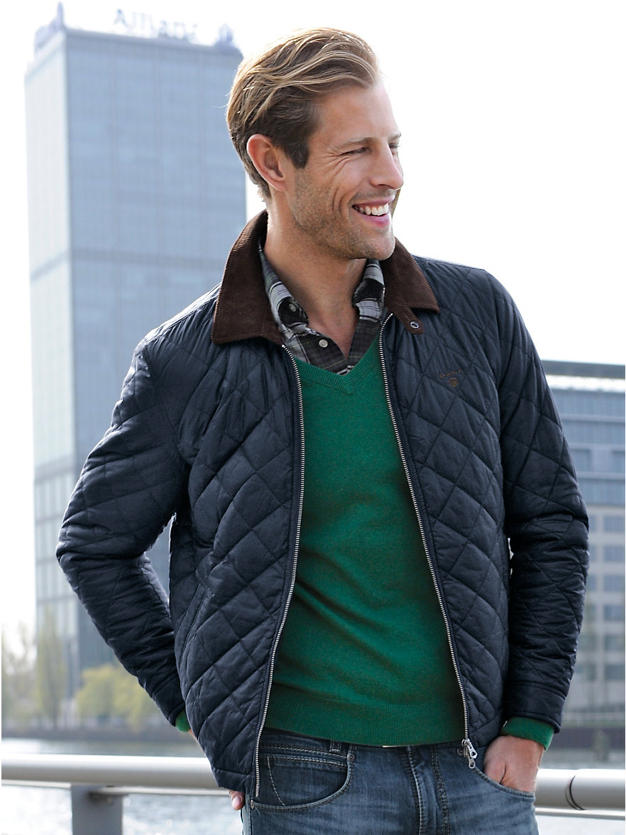 Gant Men Jackets and coats | peterhahn.co.uk
