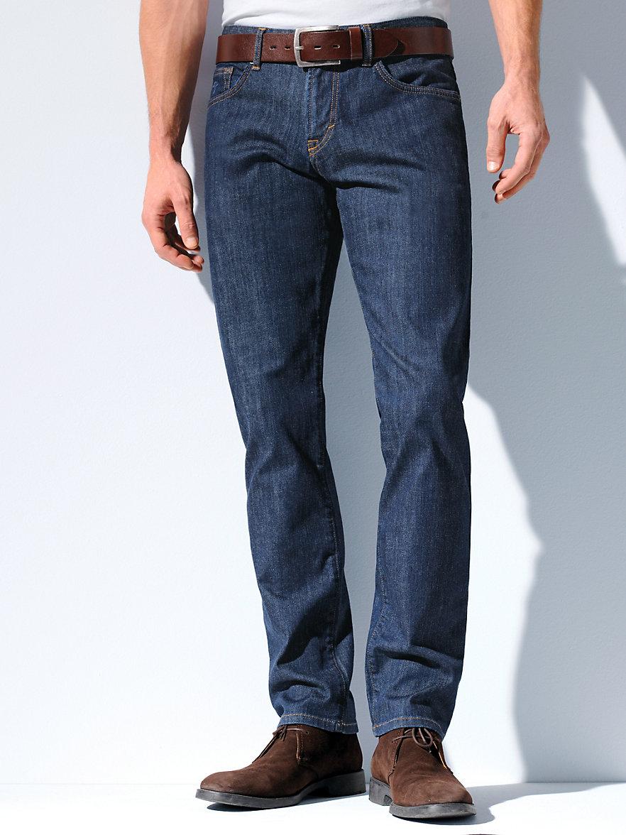 joker jeans freddy inch 32 dark blue denim. Black Bedroom Furniture Sets. Home Design Ideas