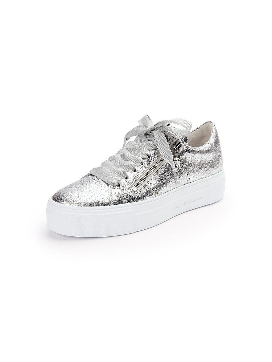 kennel schmenger sneakers big silver metallic. Black Bedroom Furniture Sets. Home Design Ideas