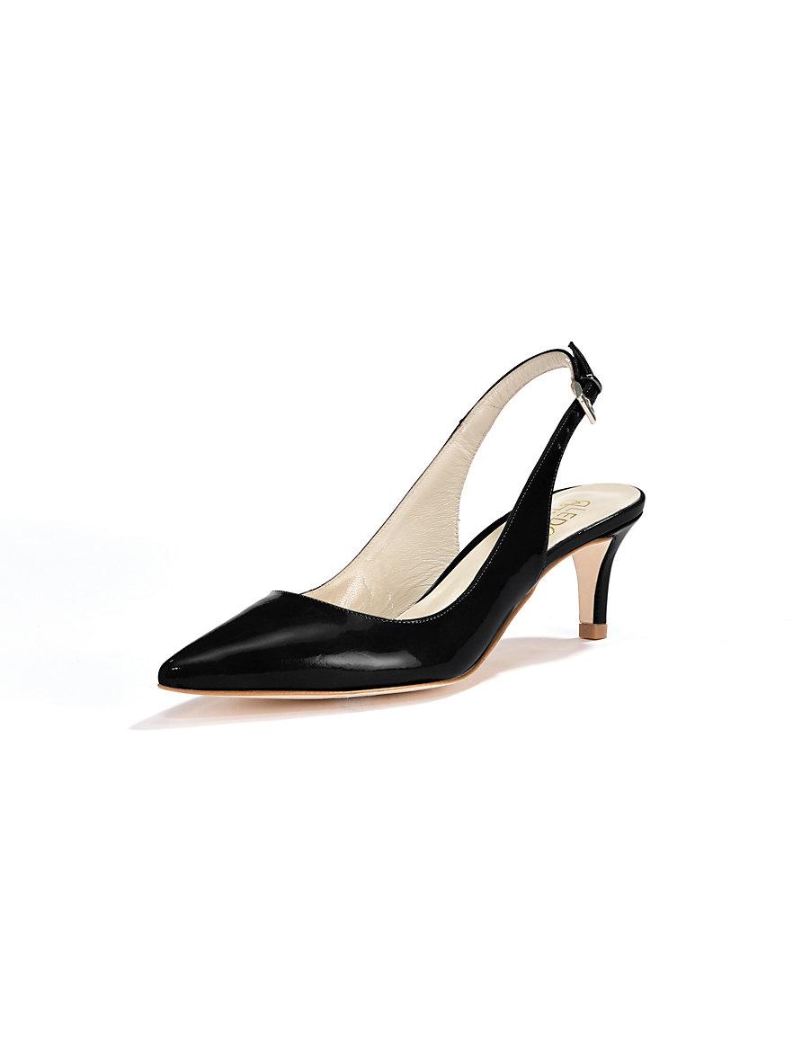 ledoni slingback shoes black