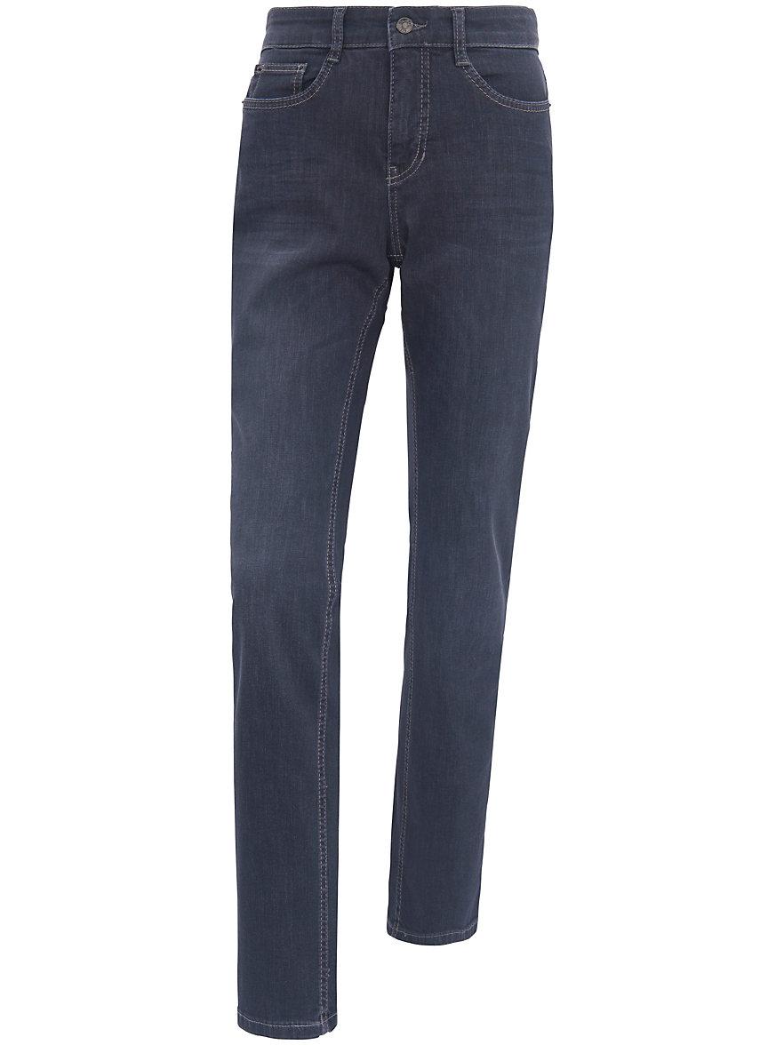 mac jeans angela inch length 30 anthracite denim. Black Bedroom Furniture Sets. Home Design Ideas
