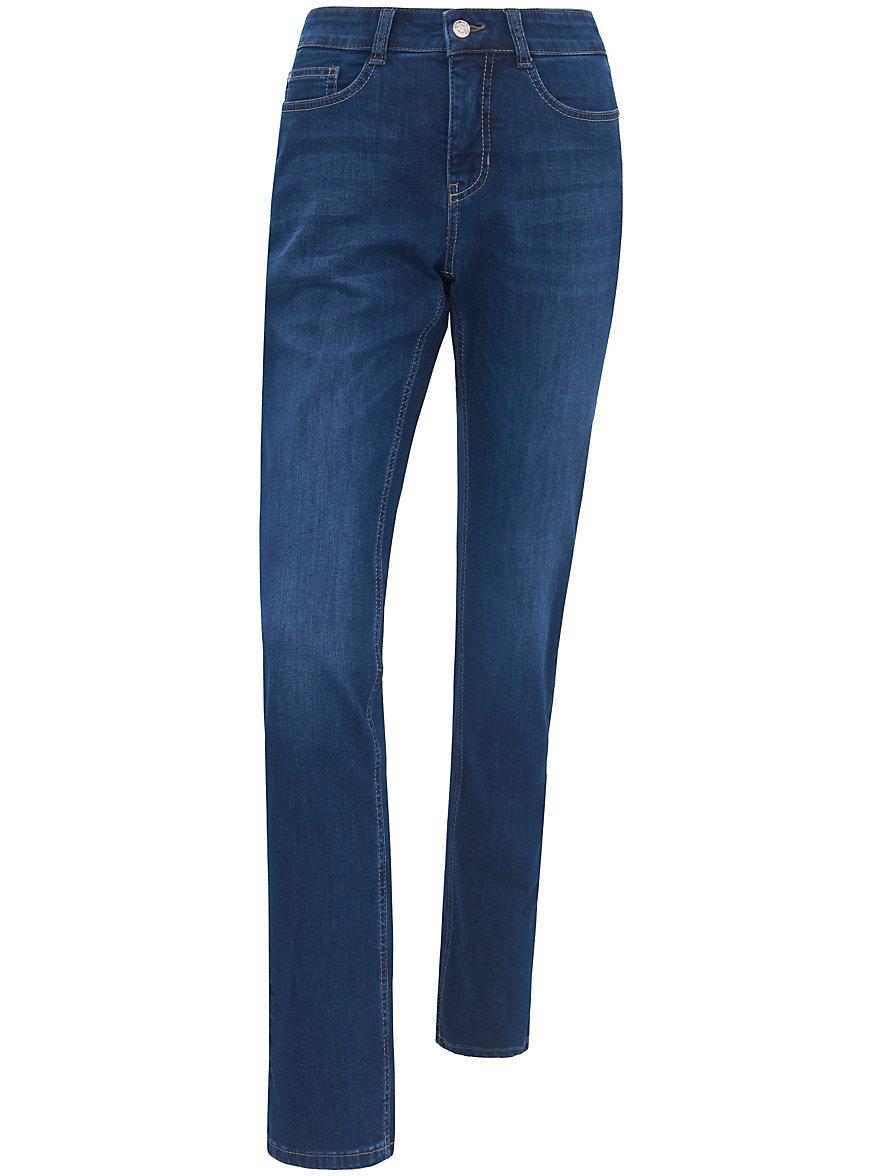 mac jeans angela inch length 30 blue denim. Black Bedroom Furniture Sets. Home Design Ideas