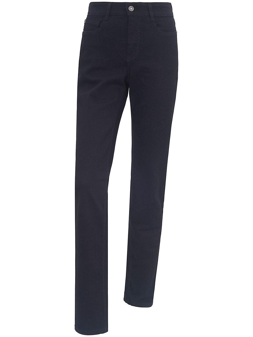 mac jeans angela inch length 32 black denim. Black Bedroom Furniture Sets. Home Design Ideas